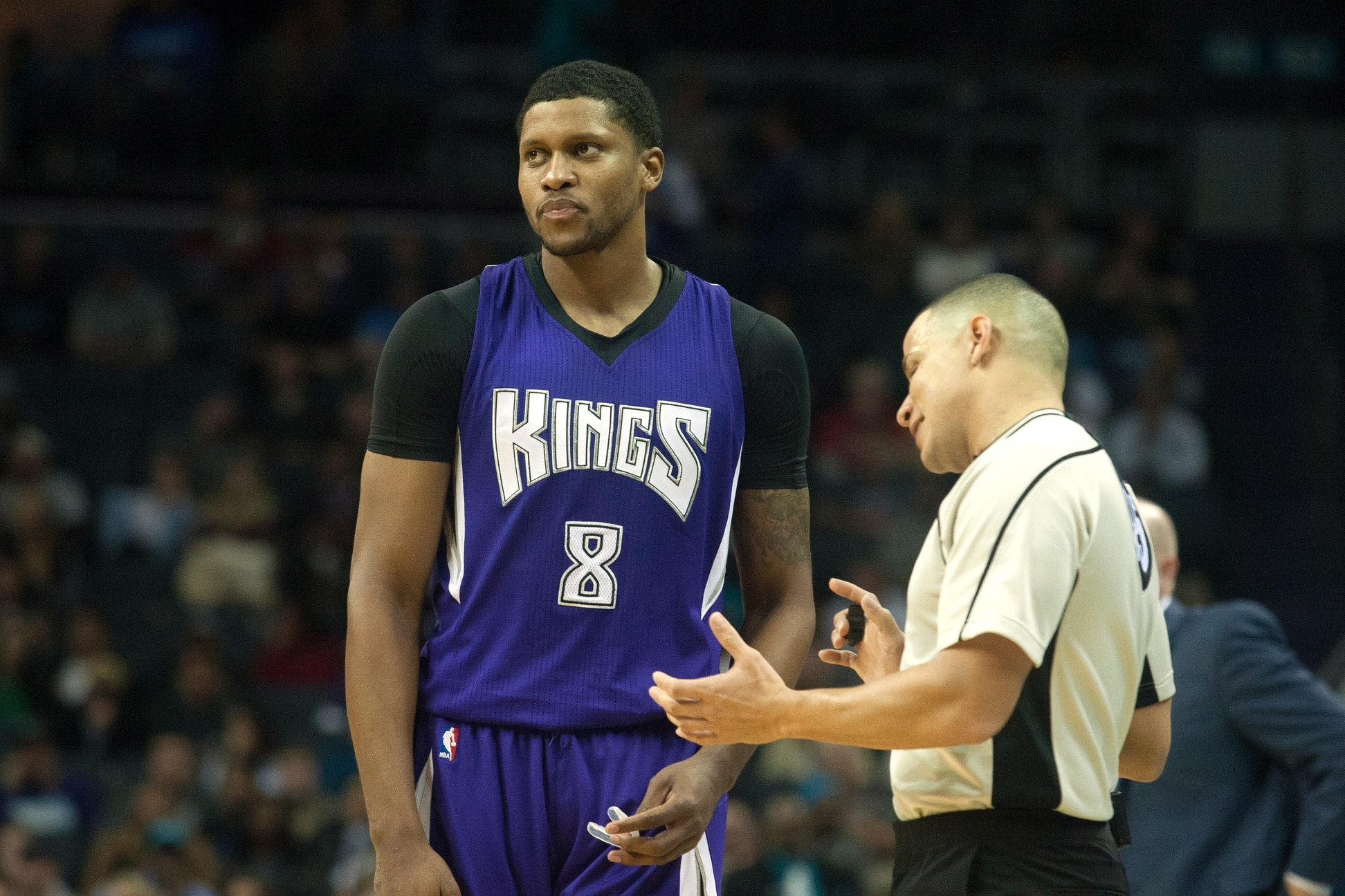 did enes kanter just break rudy gay to the thunder news