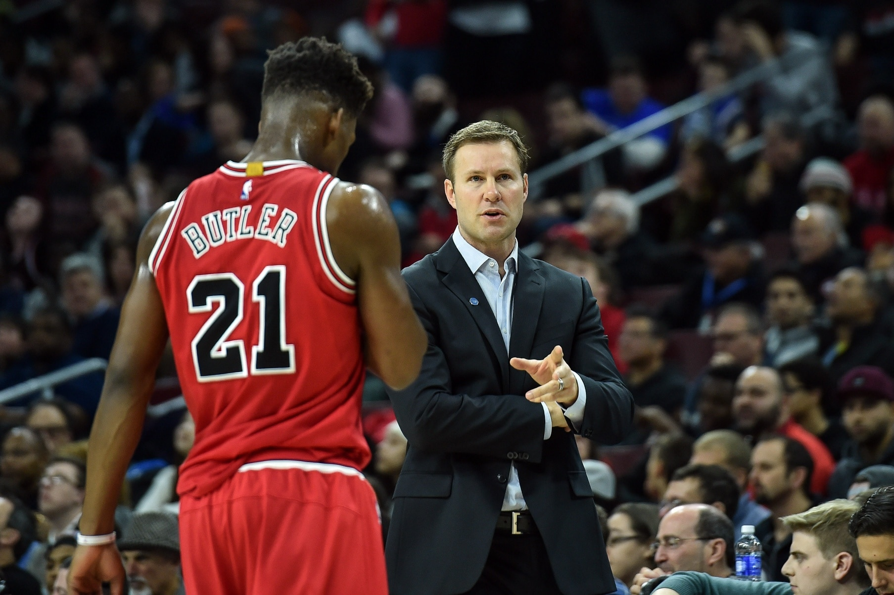 NBA head coaches on the hot seat include Fred Hoiberg