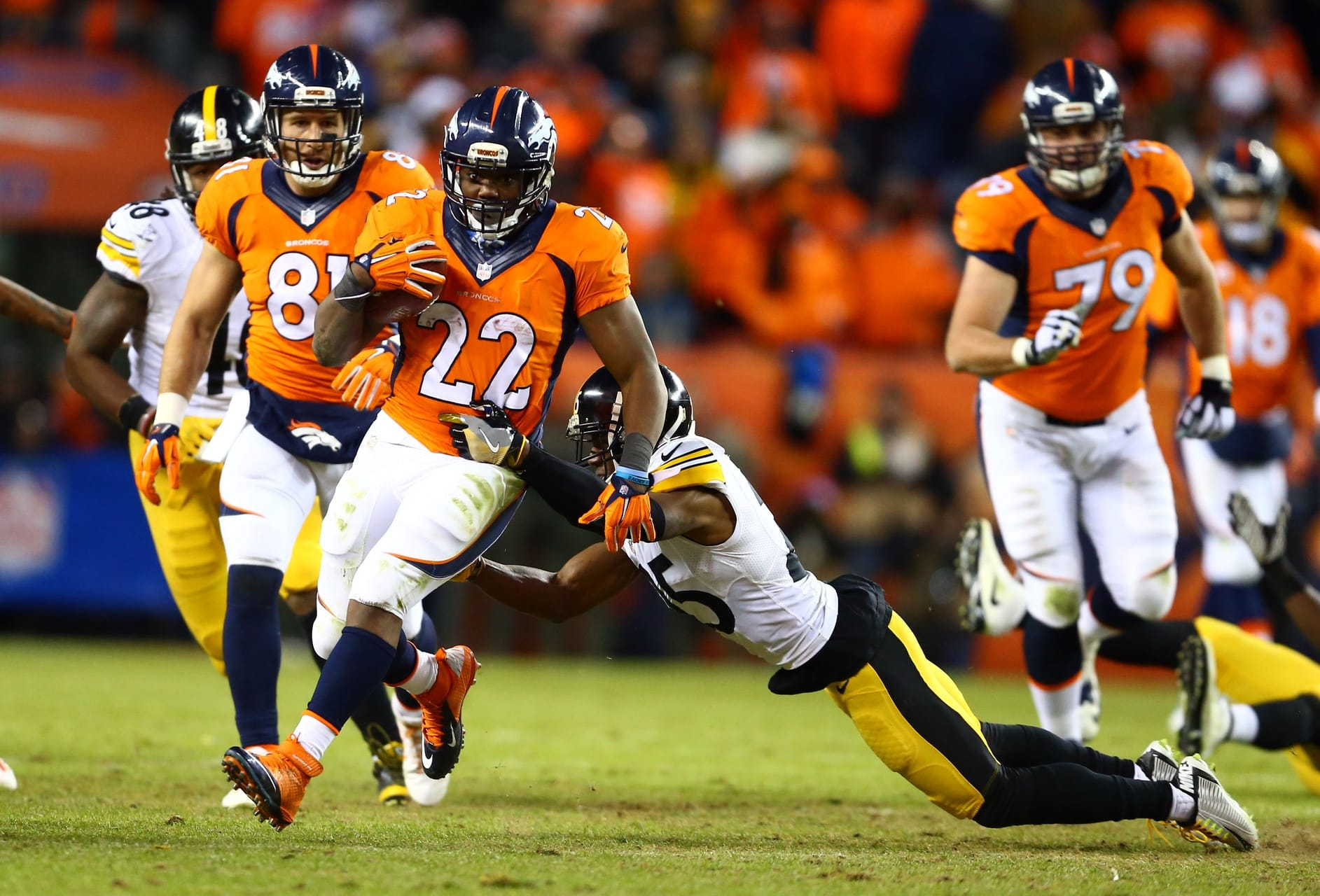 Denver Broncos 2016 preview, c.j. anderson