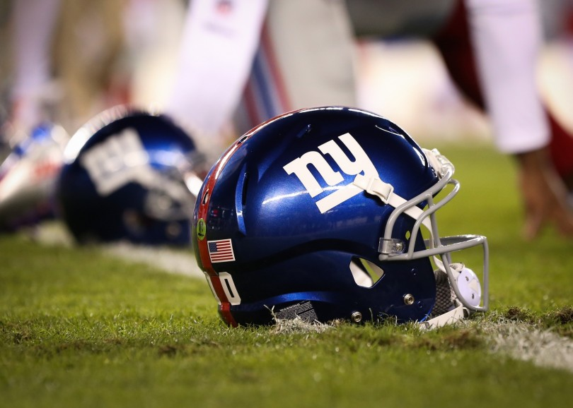 New York Giants 2016 schedule