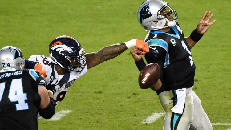 Von Miller is one of the NFL pass rushers opposing quarterbacks fear the most