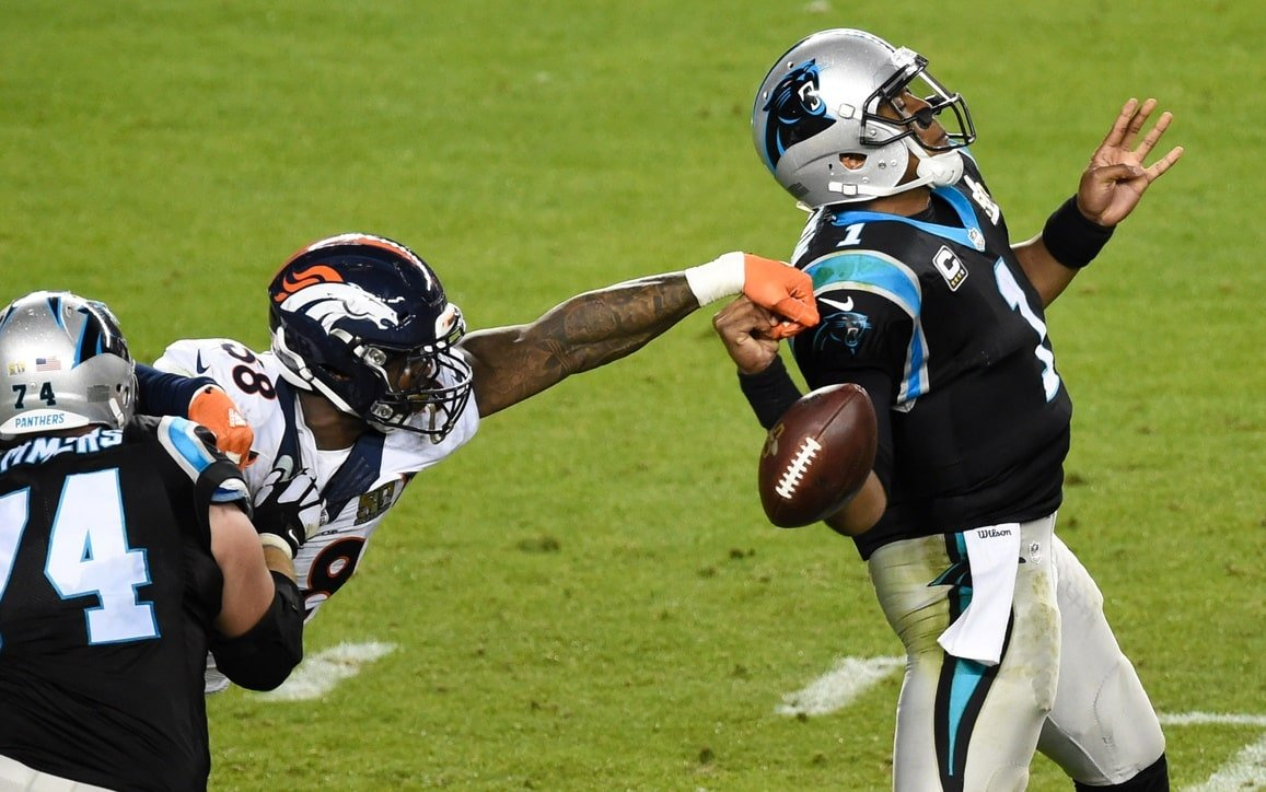 Von Miller is one of the NFL defenders opposing quarterbacks fear the most