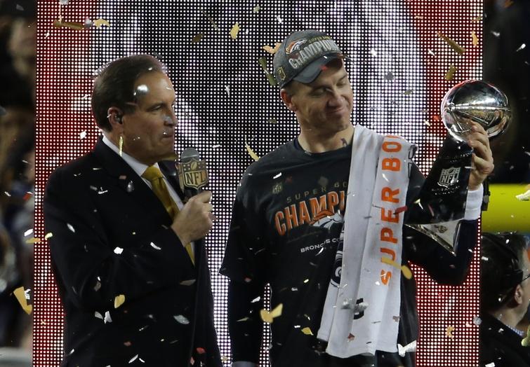 Peyton Manning Super Bowl