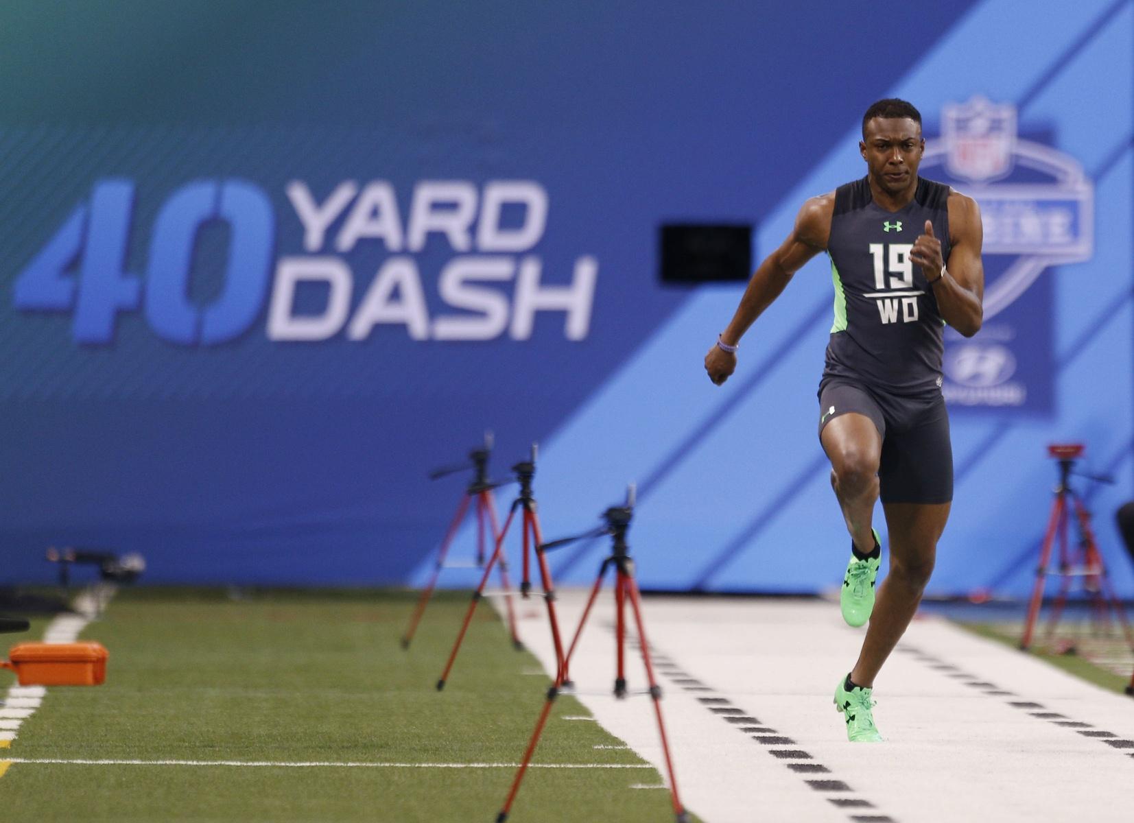 Adidas, NFL Combine