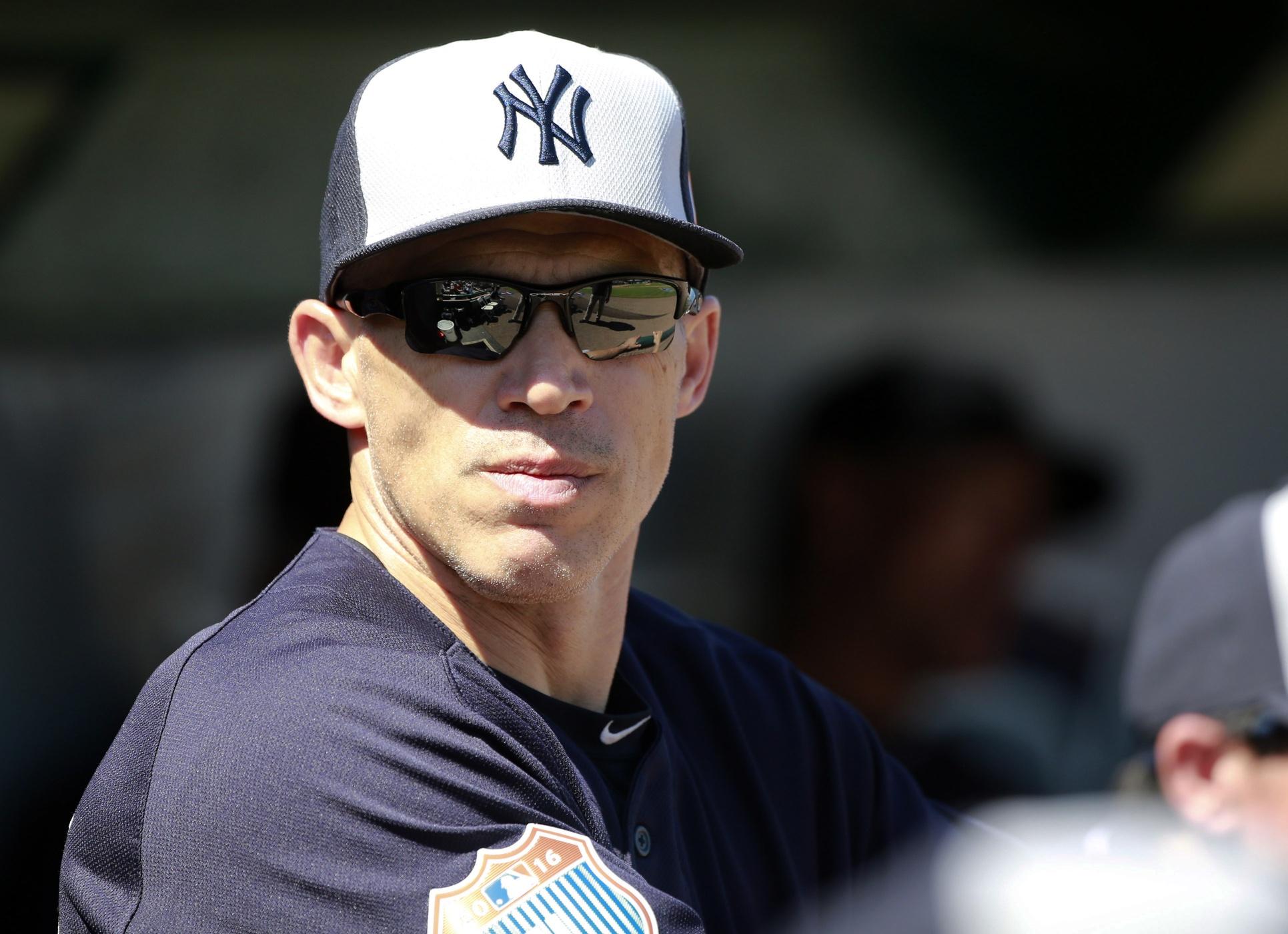Joe Girardi New York Yankees