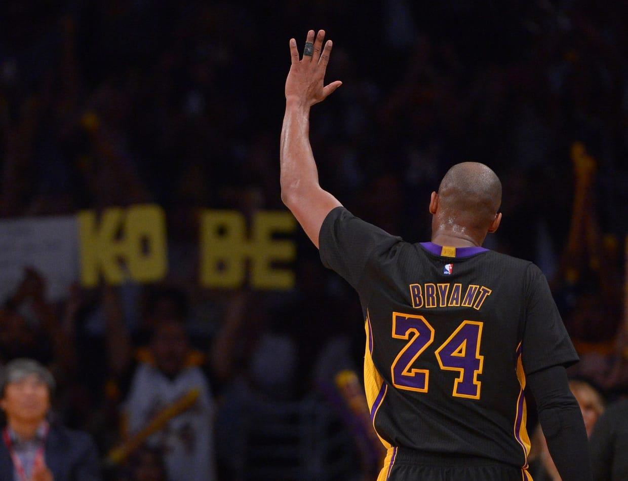 Kobe Bryant on last game: 'I still can't believe it happened'