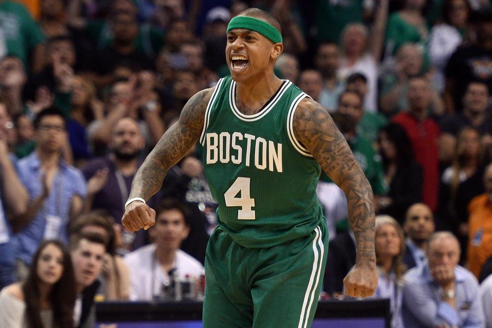 NBA playoffs Isaiah Thomas