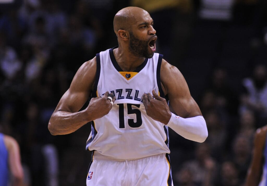 Vince Carter to the Warriors?