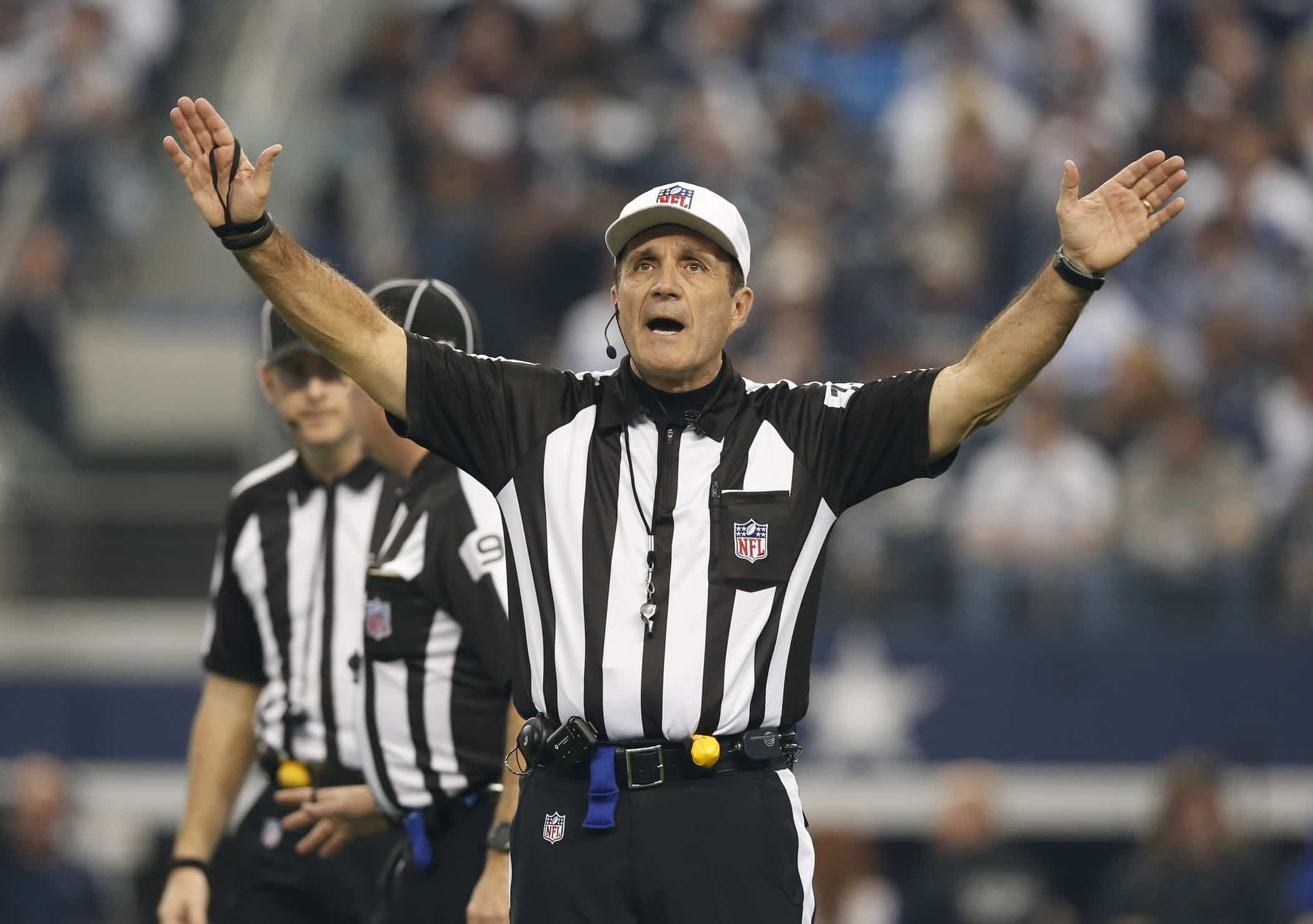 Nfl Referee Pete Morelli Gets New Crew For 2016 Season