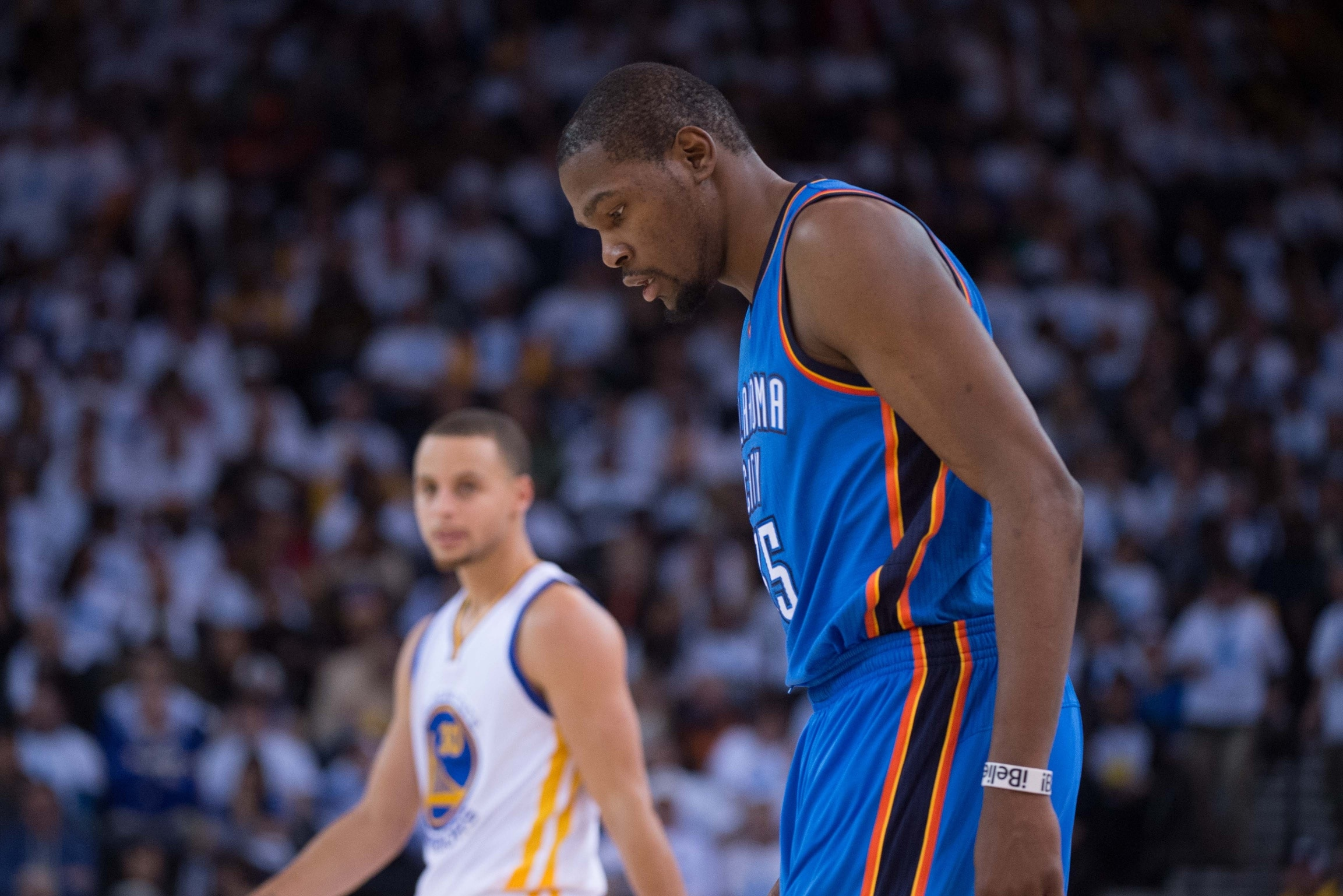2558fc370af1 Stephen Curry  would vouch  for Kevin Durant