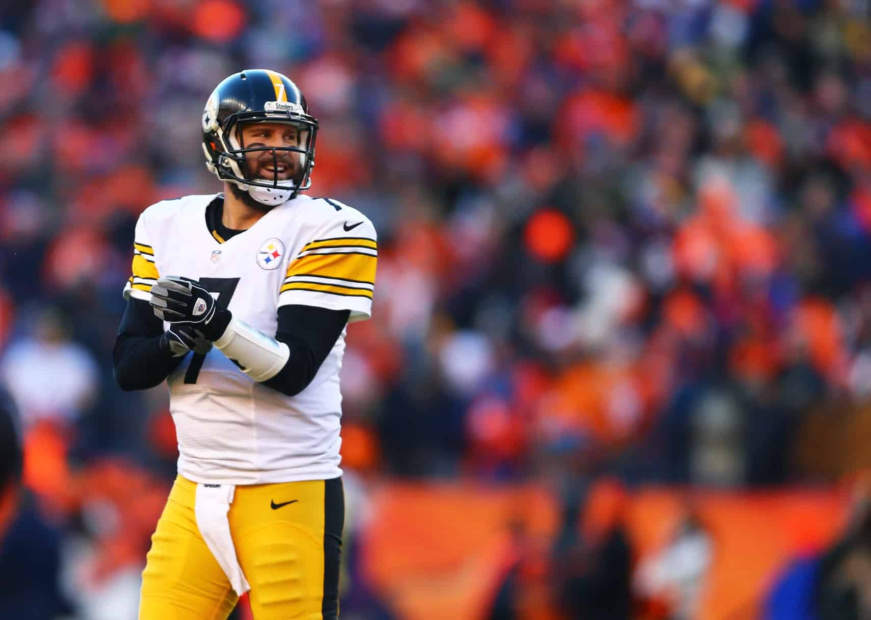 Steelers vs. Broncos score: Ben Roethlisberger, defense ...
