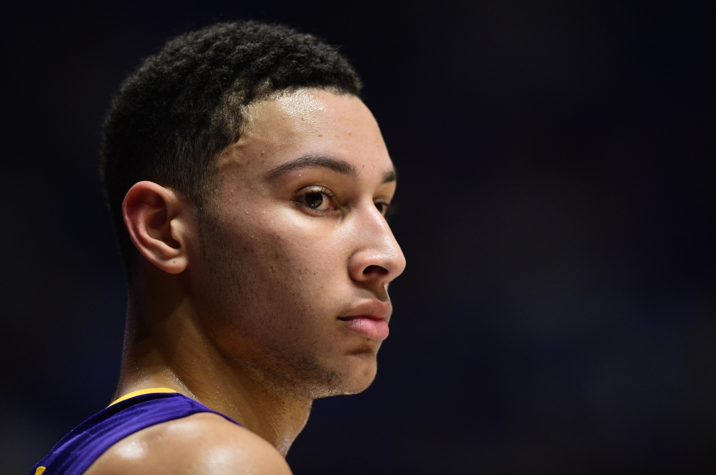 Report: 76ers impressed with Ben Simmons after face-to-face