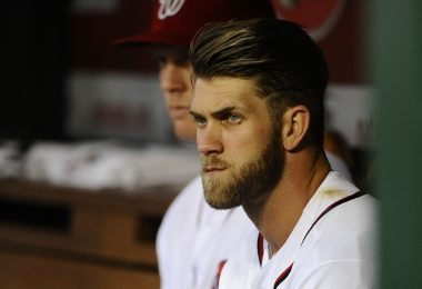 Bryce Harper is one of the most annoying MLB players today