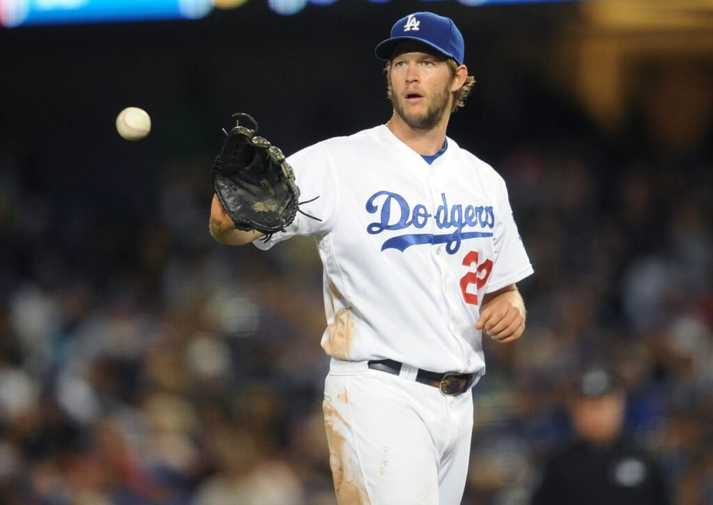 Clayton Kershaw is among the best pitchers in the game. Can he pull it together for the NLCS?