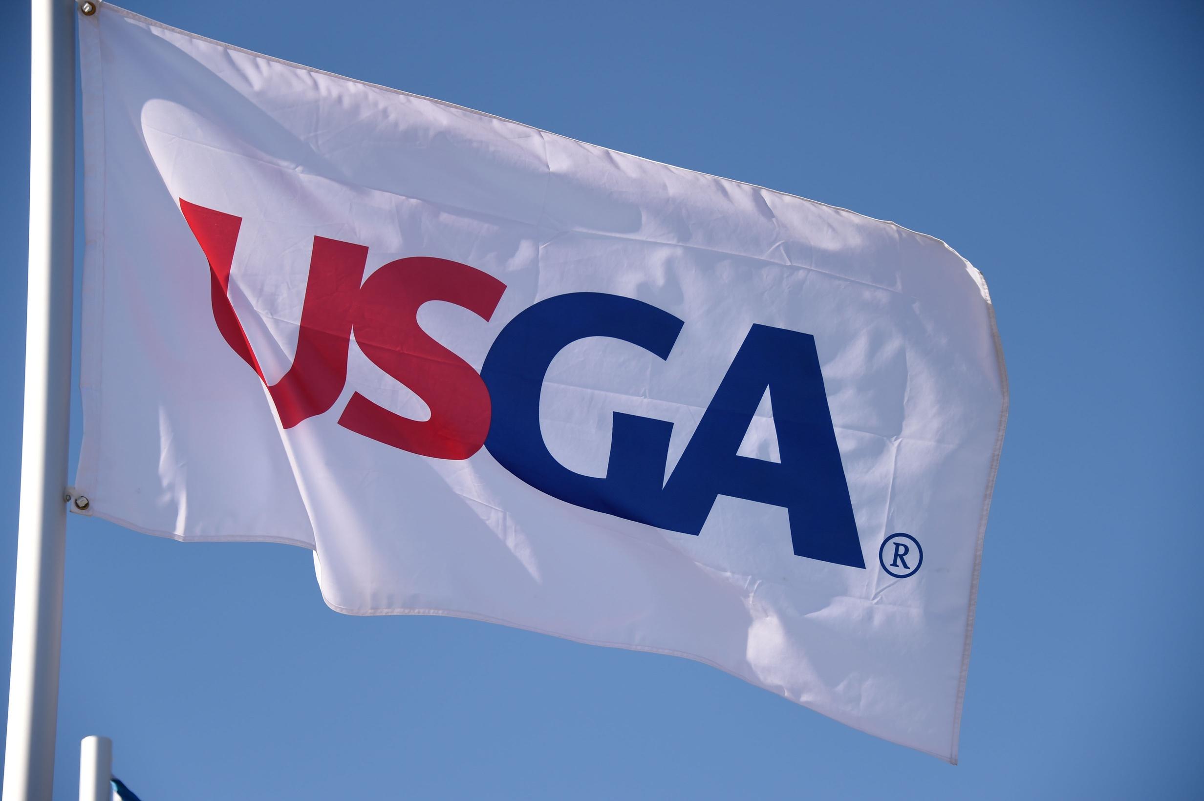 USGA flag