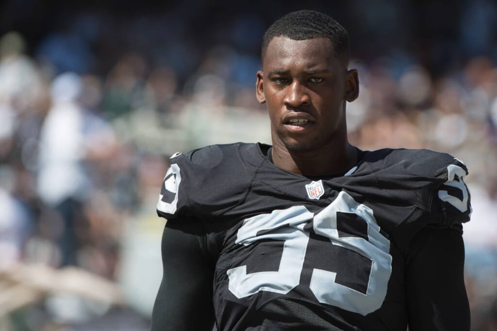 Report: Cowboys sign former 49ers All-Pro Aldon Smith