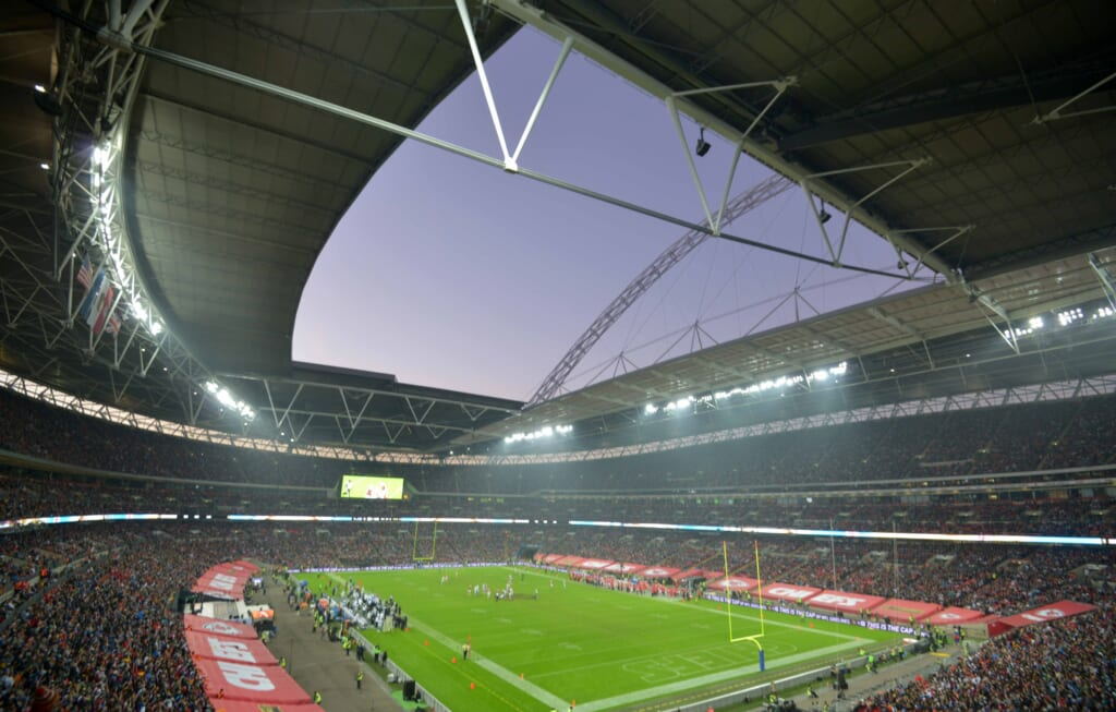 NFL looking to expand to Germany.