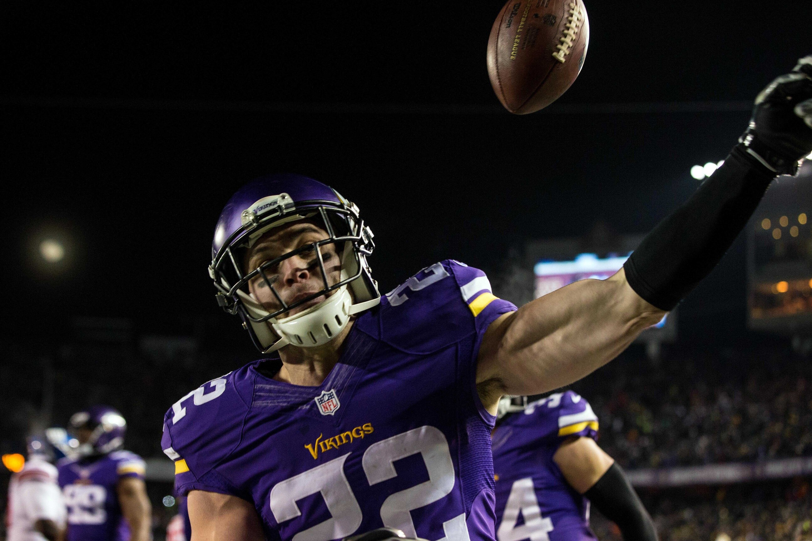 Cheap Harrison Smith signs five year extension with Vikings  for sale
