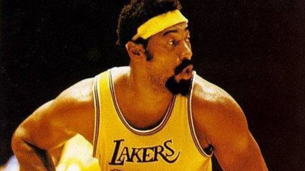 Wilt Chamberlain headband from 1971 being sold at auction