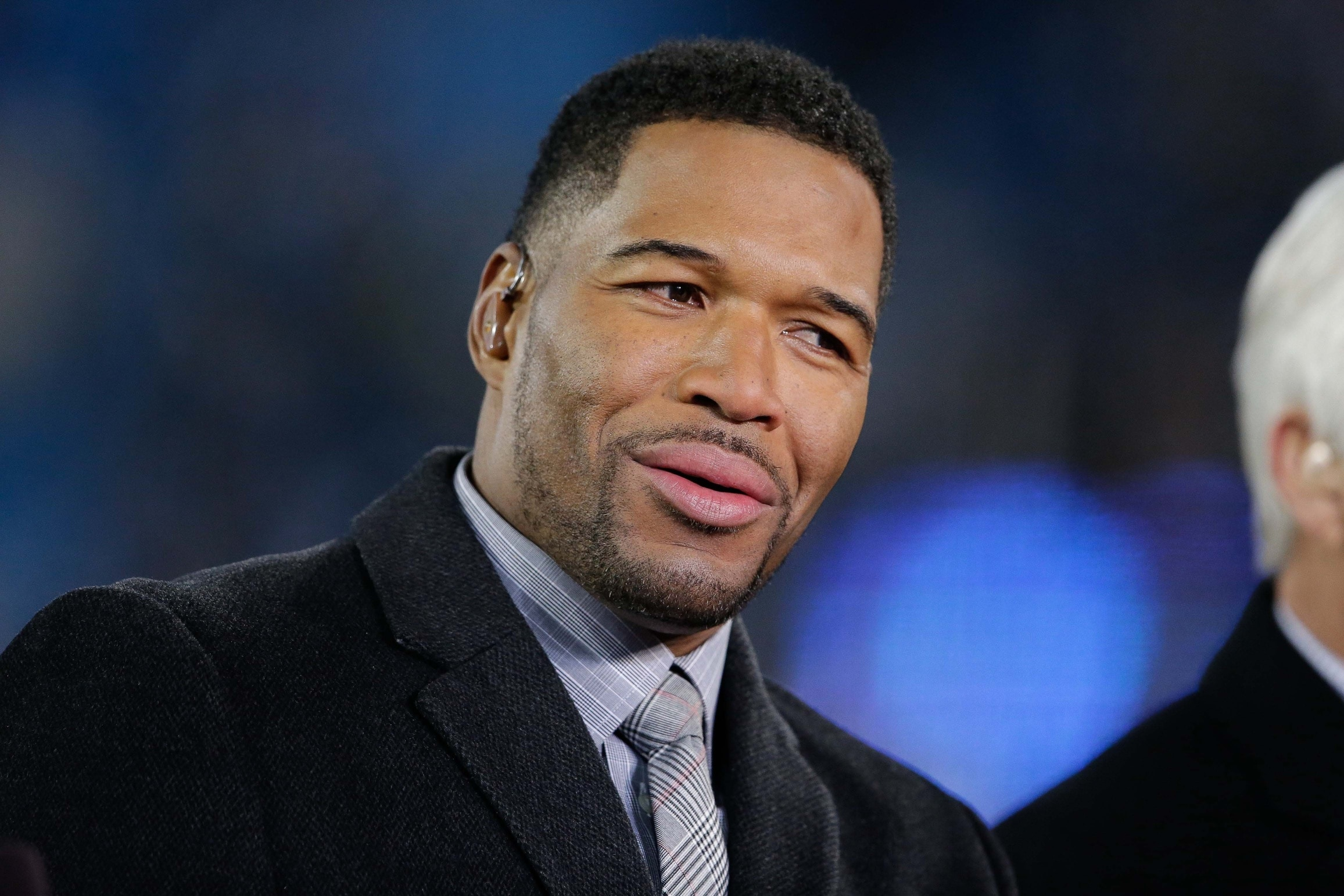 Good Morning America Jobs : Michael strahan giving up endorsements for good morning