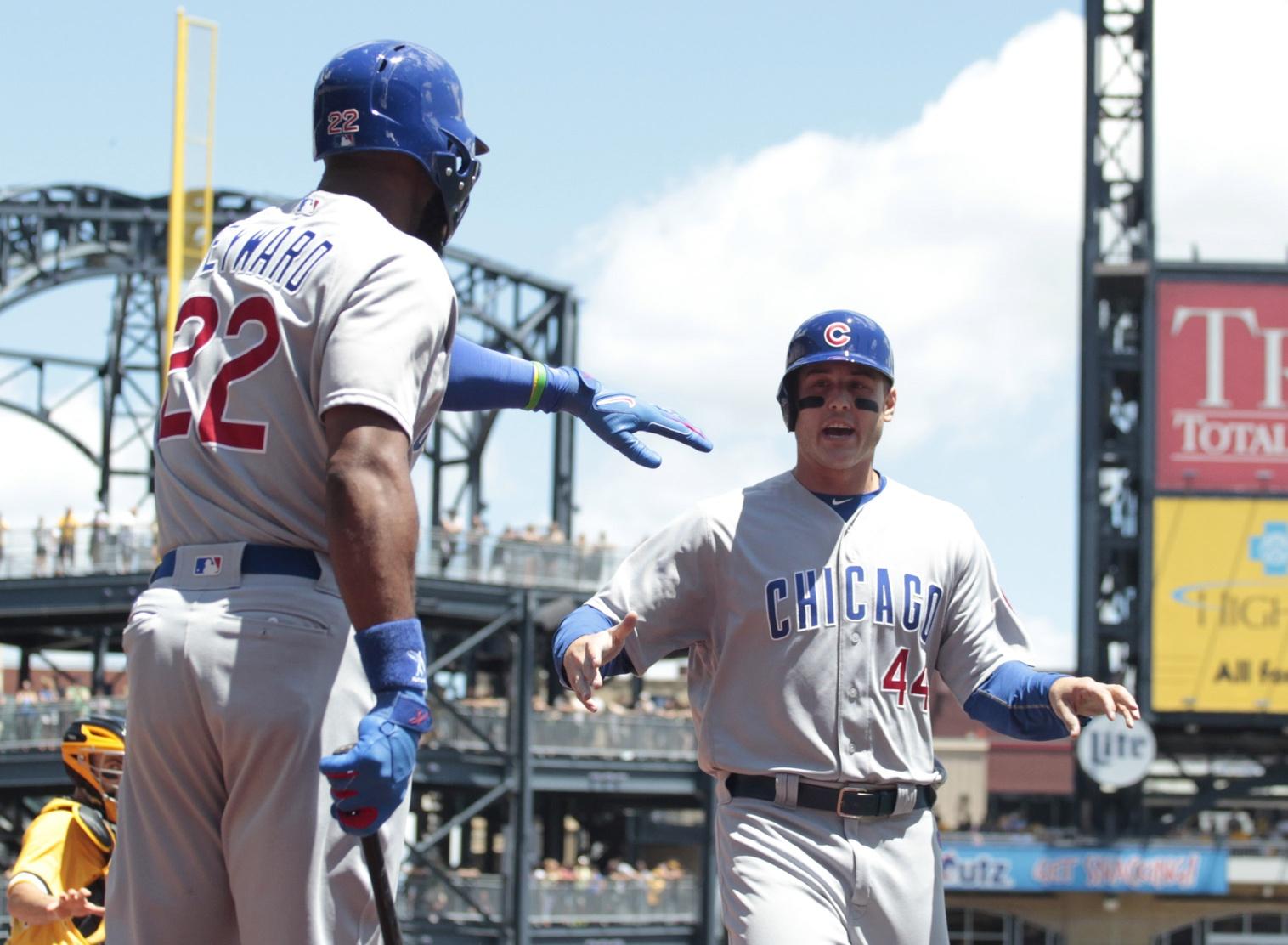 MLB stars, Anthony Rizzo