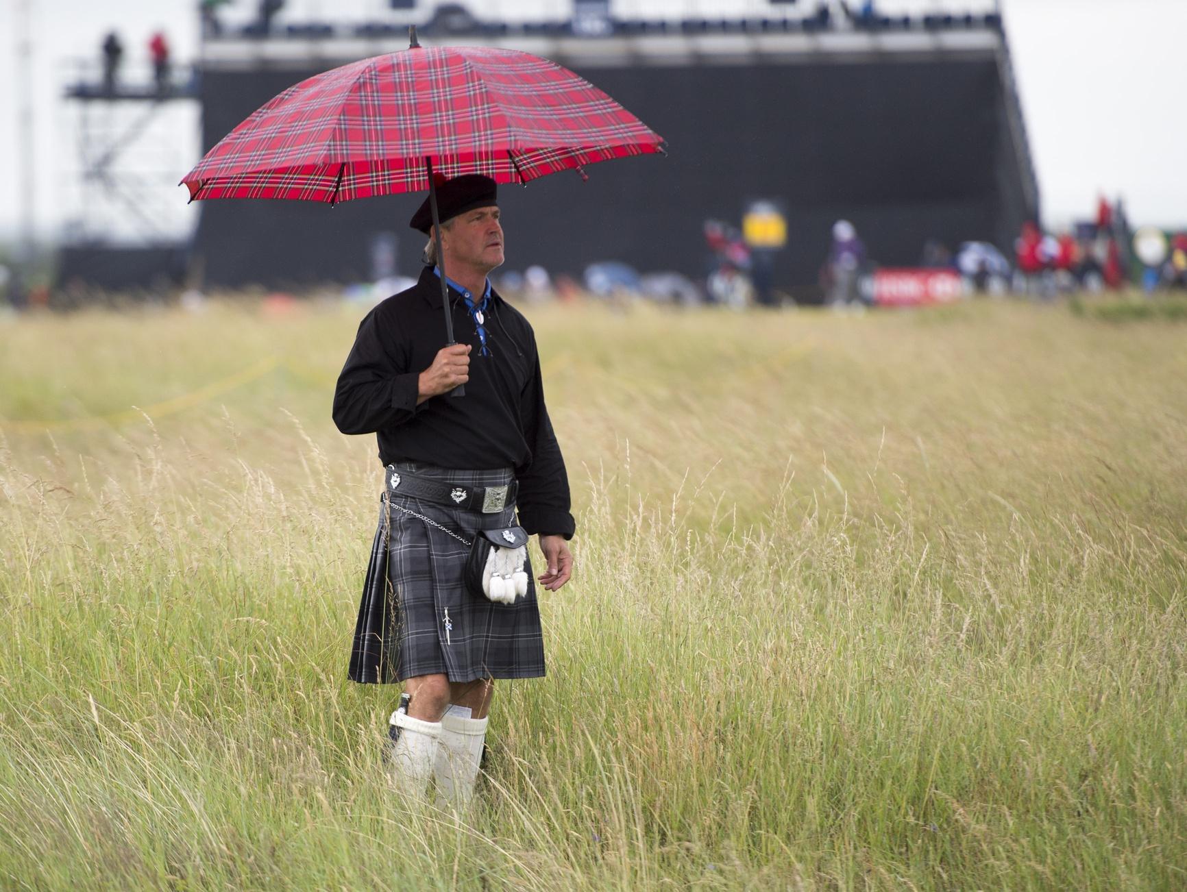 2016 British Open, Royal Troon