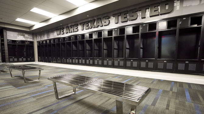 Look Cowboys Posh New Practice Facility Is Awesome