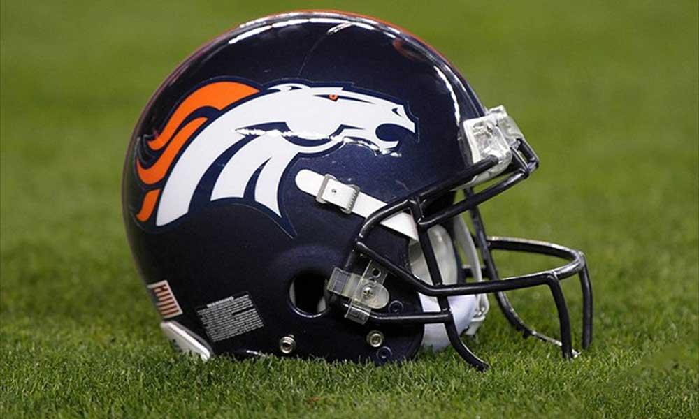 on sale 400d0 1d238 LOOK: Broncos fan already rocking a custom Joe Flacco jersey