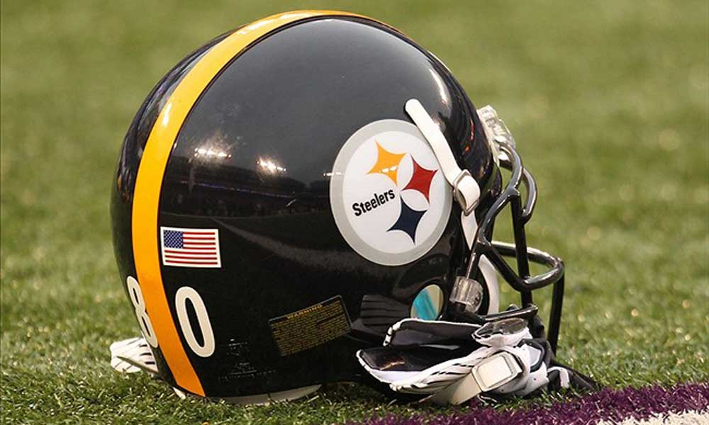 hot sale online 65227 0bd3b Steelers color rush uniforms to be all black
