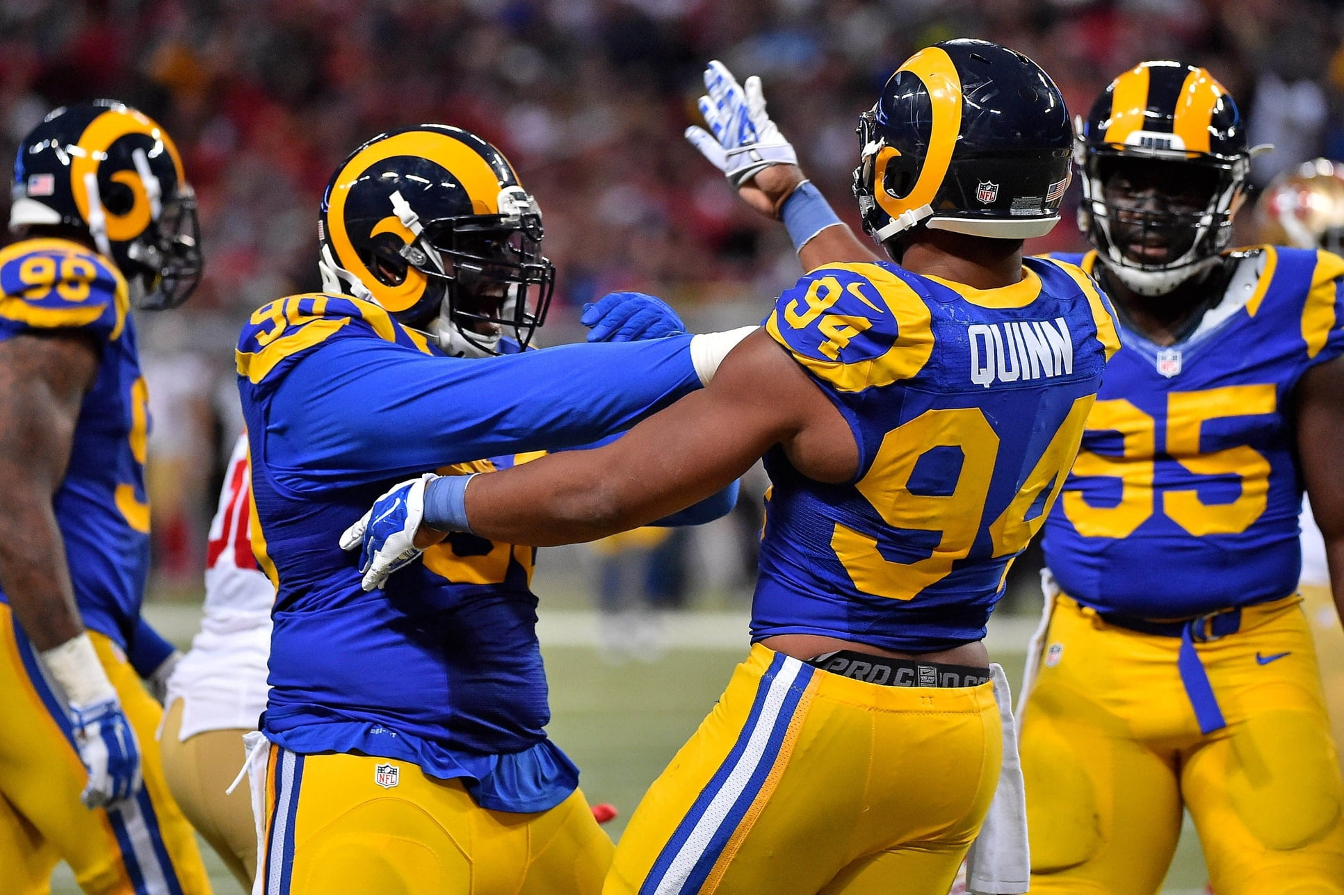 Los Angeles Rams 2016 preview Can old school values win the day