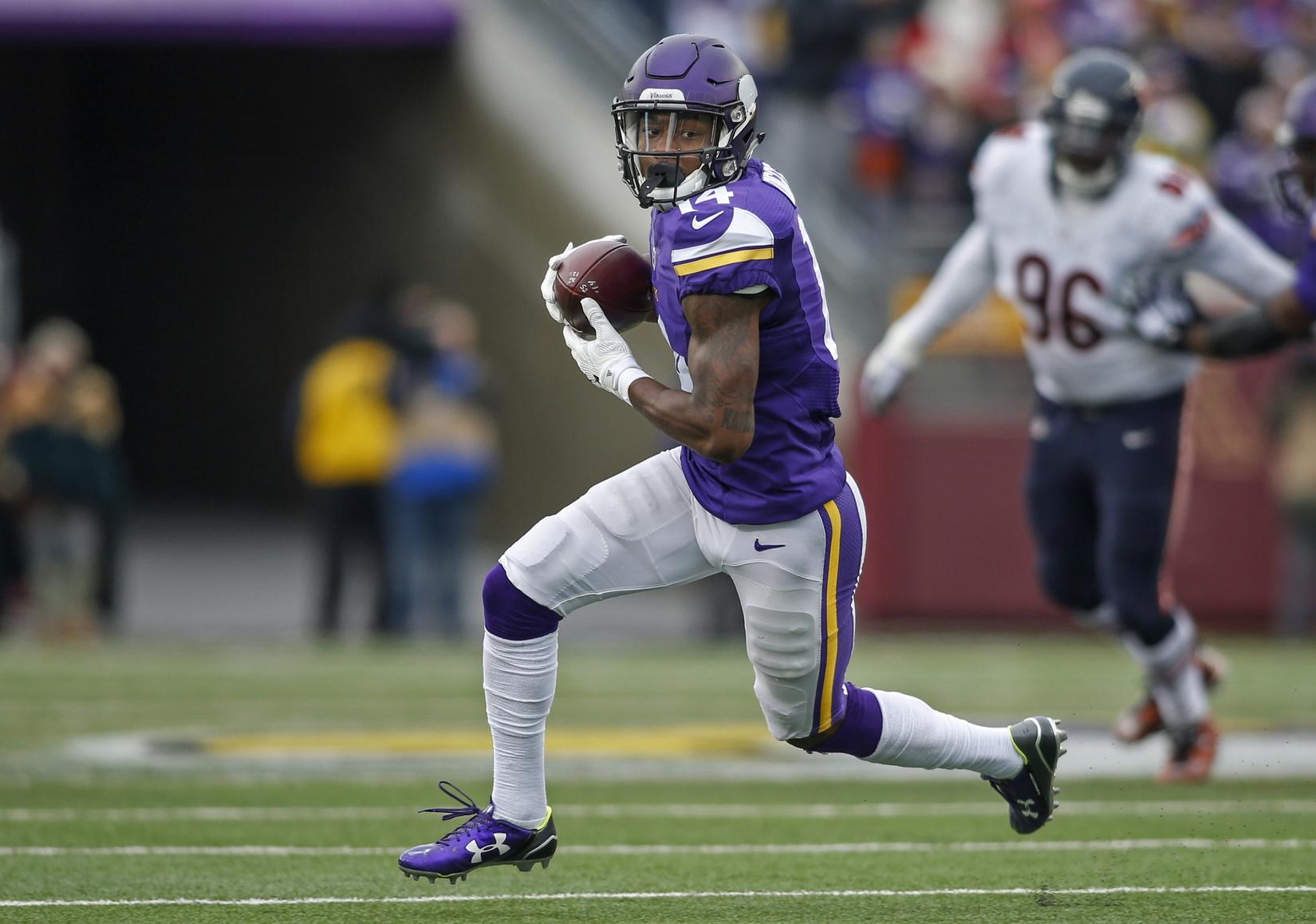 Minnesota Vikings 2016 preview, Stefon Diggs