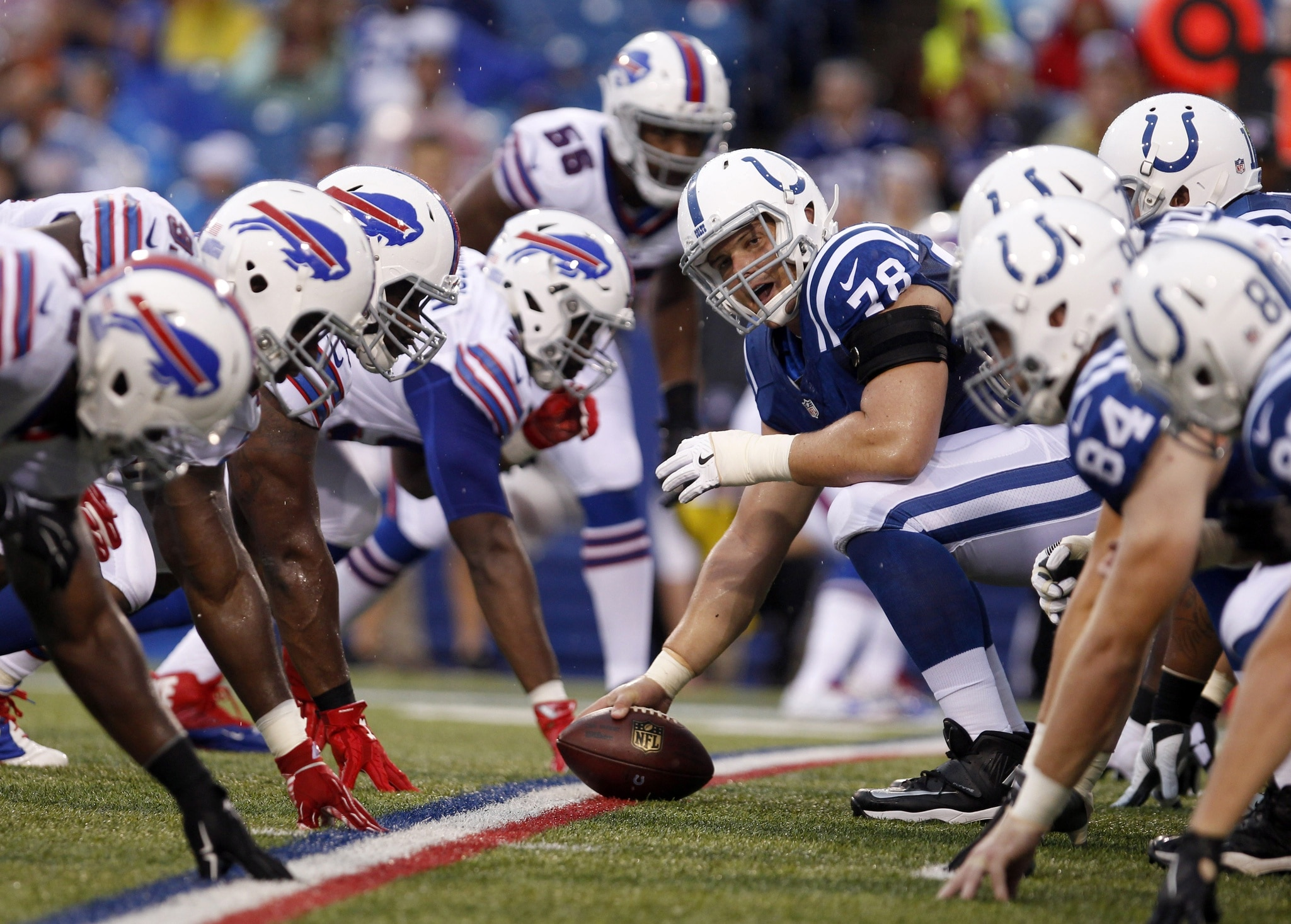Indianapolis Colts 2016 preview, Ryan Kelly