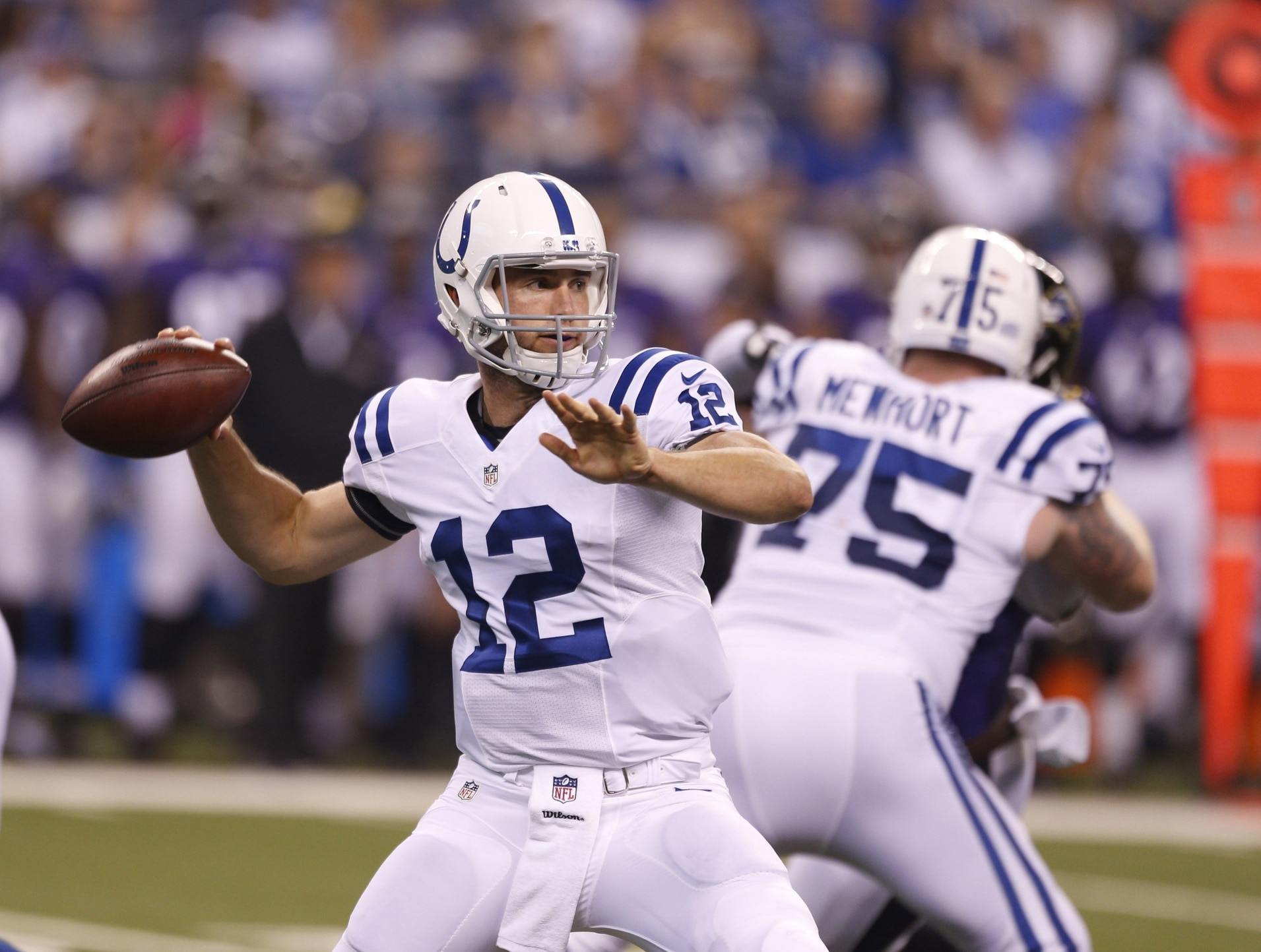 NFL Week 9, Andrew Luck