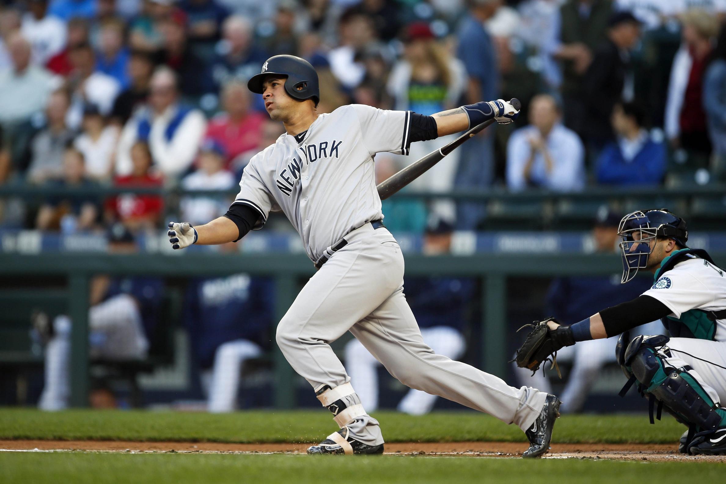 Gary Sanchez - Yankees