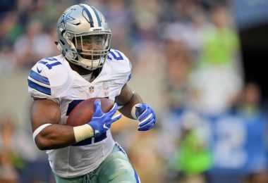 NFL preseason Week 3, Ezekiel Elliott
