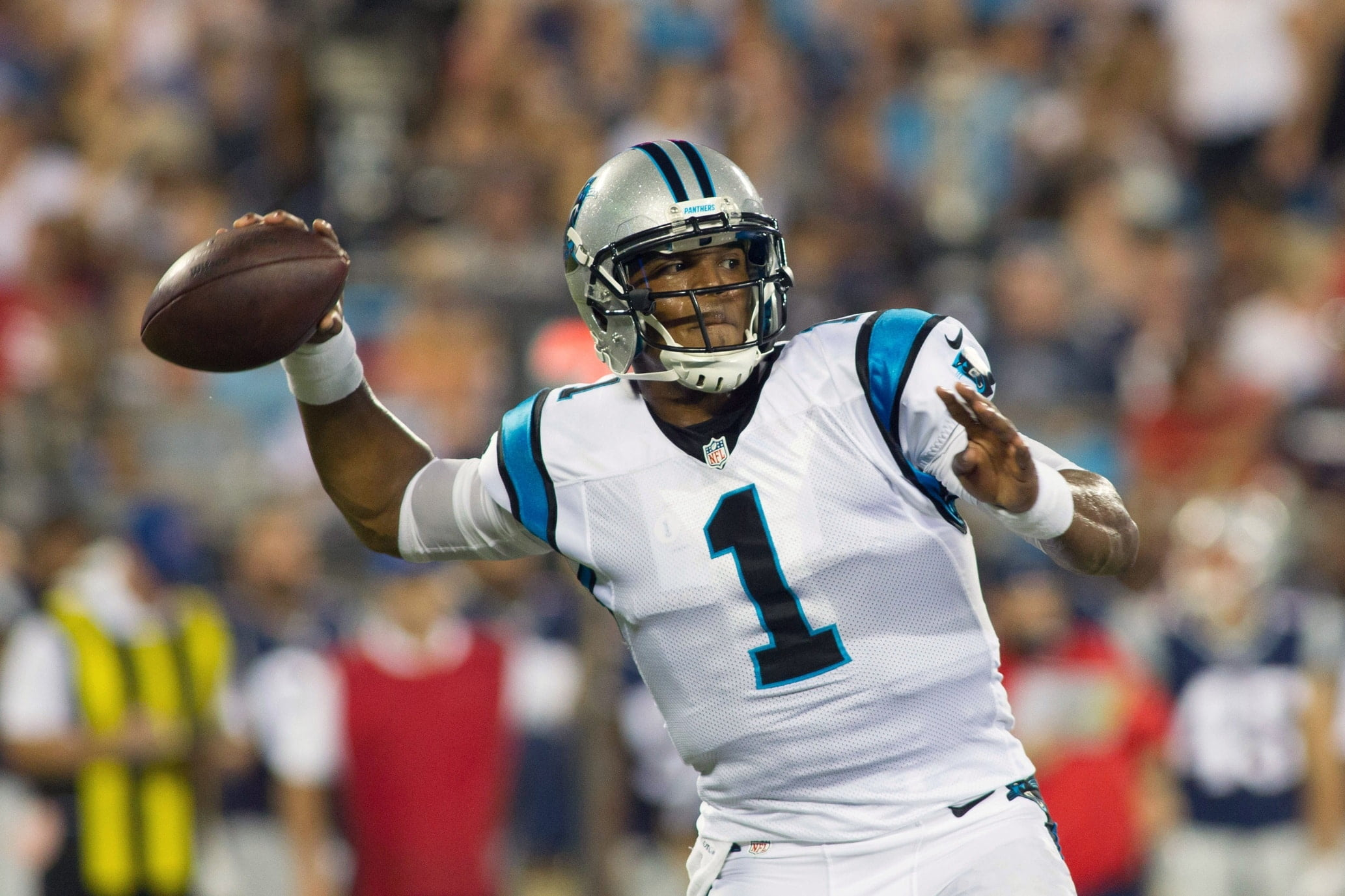 Cam Newton Carolina Panthers NFL