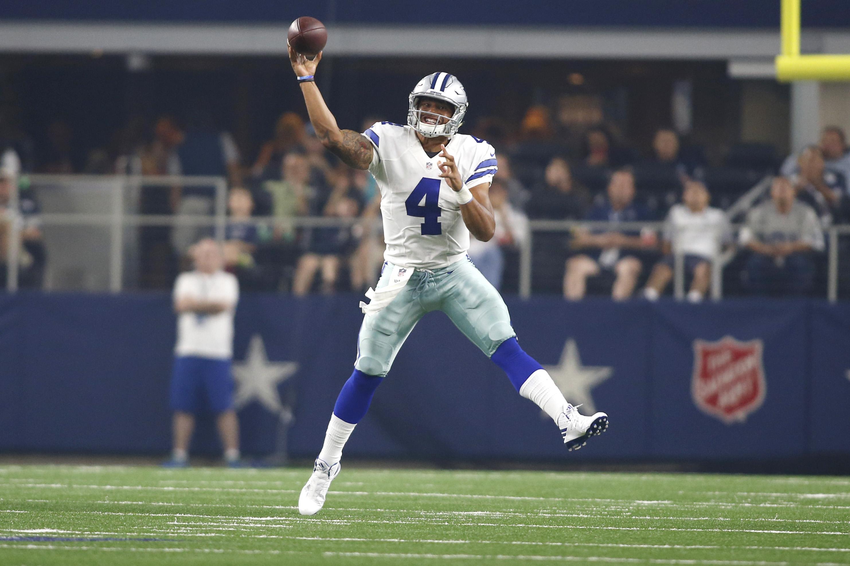 NFL Week 15, Dak Prescott