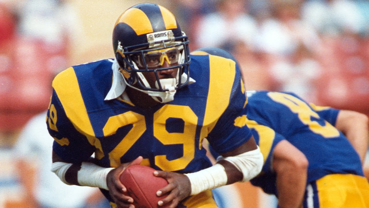 00582183d79 Eric Dickerson   I hated wearing those goggles