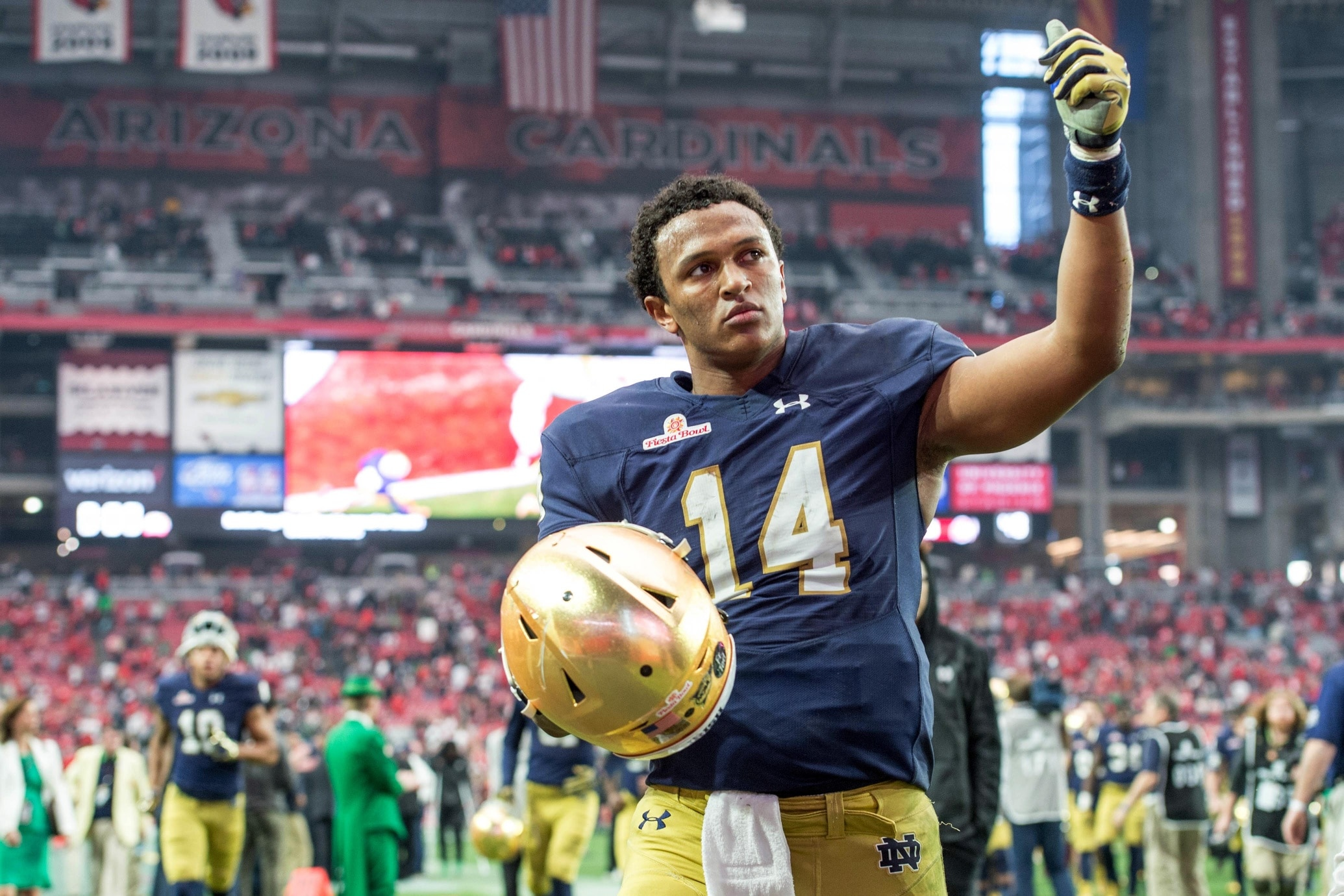 NFL Draft, DeShone Kizer