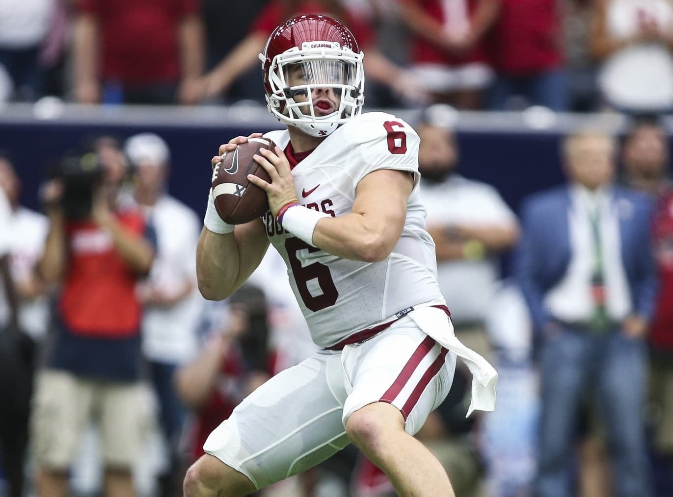 college football week 12, Baker Mayfield