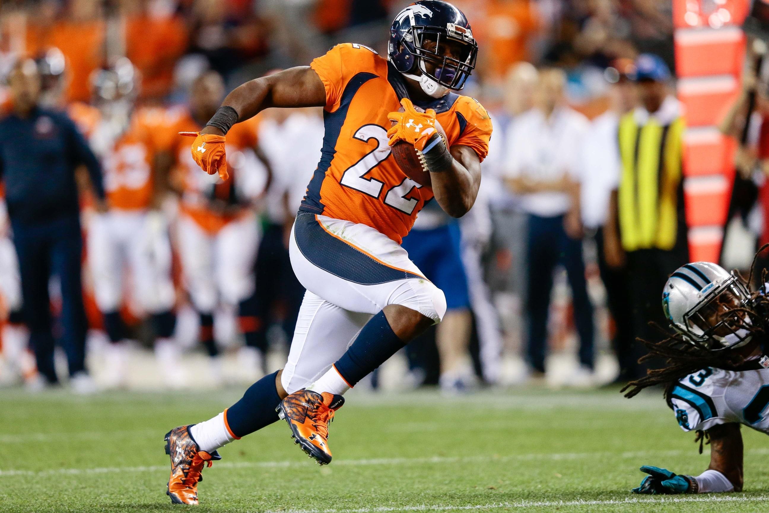 NFL Week 1, C.J. Anderson