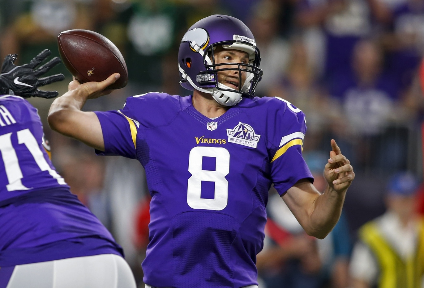 Teddy bridgewater injury update vikings expect qb to miss 2017 too report says sporting news - Minnesota S Starting Quarterback Sam Bradford Is Signed Only Through The 2017 Season