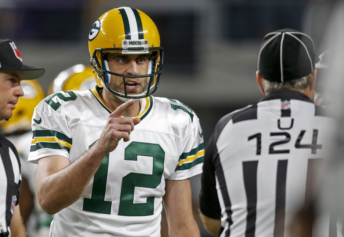 NFL Week 5, Aaron Rodgers