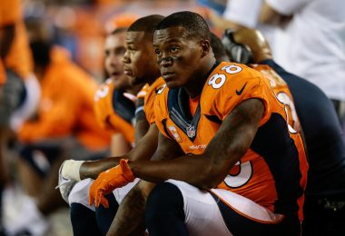 NFL Week 12, Demaryius Thomas