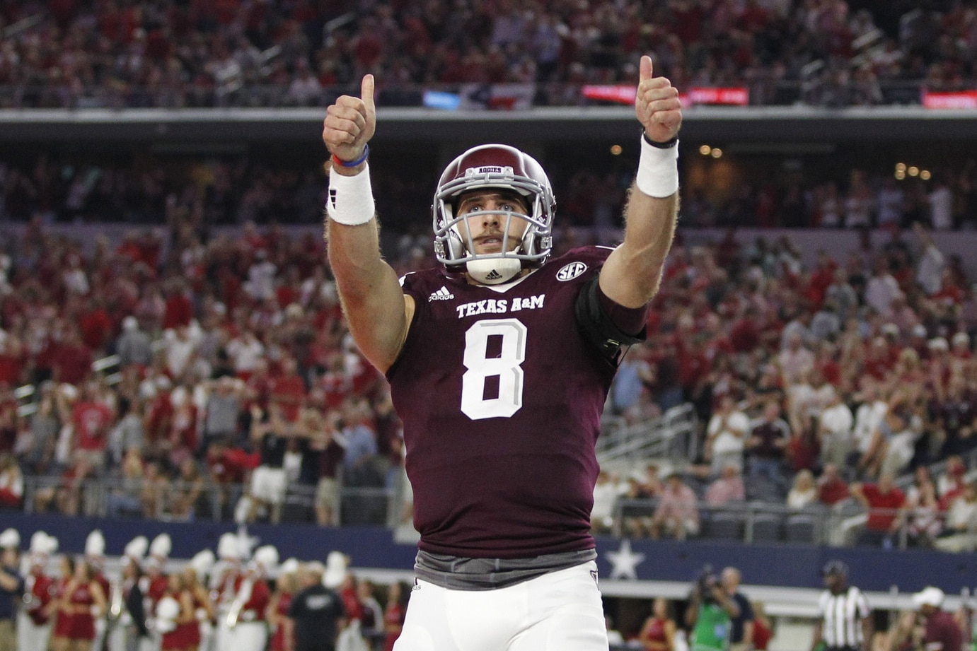 college football week 8, Trevor Knight