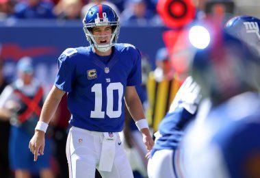 NFL Week 12, Eli Manning