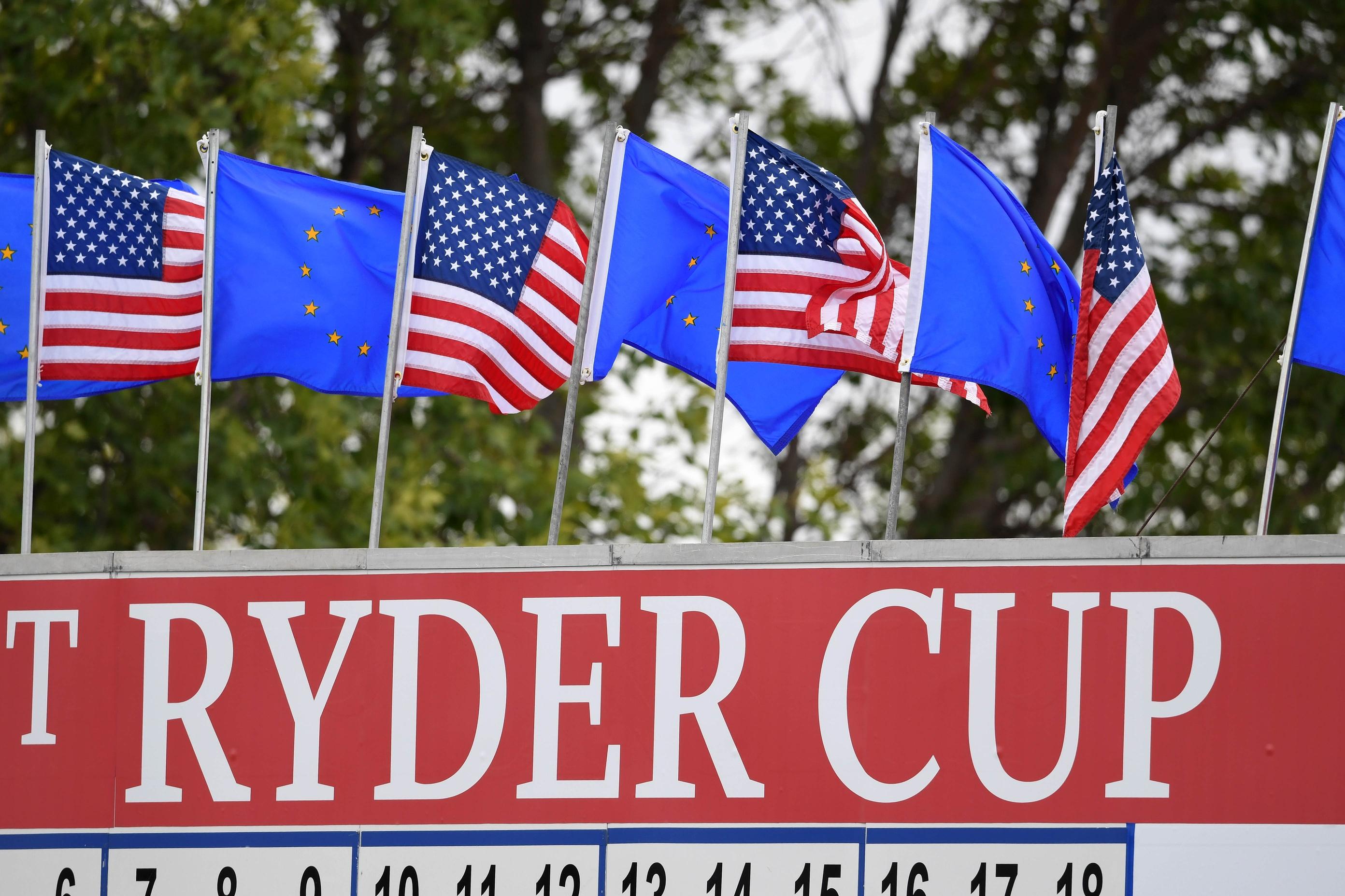 2016 Ryder Cup, Hazeltine