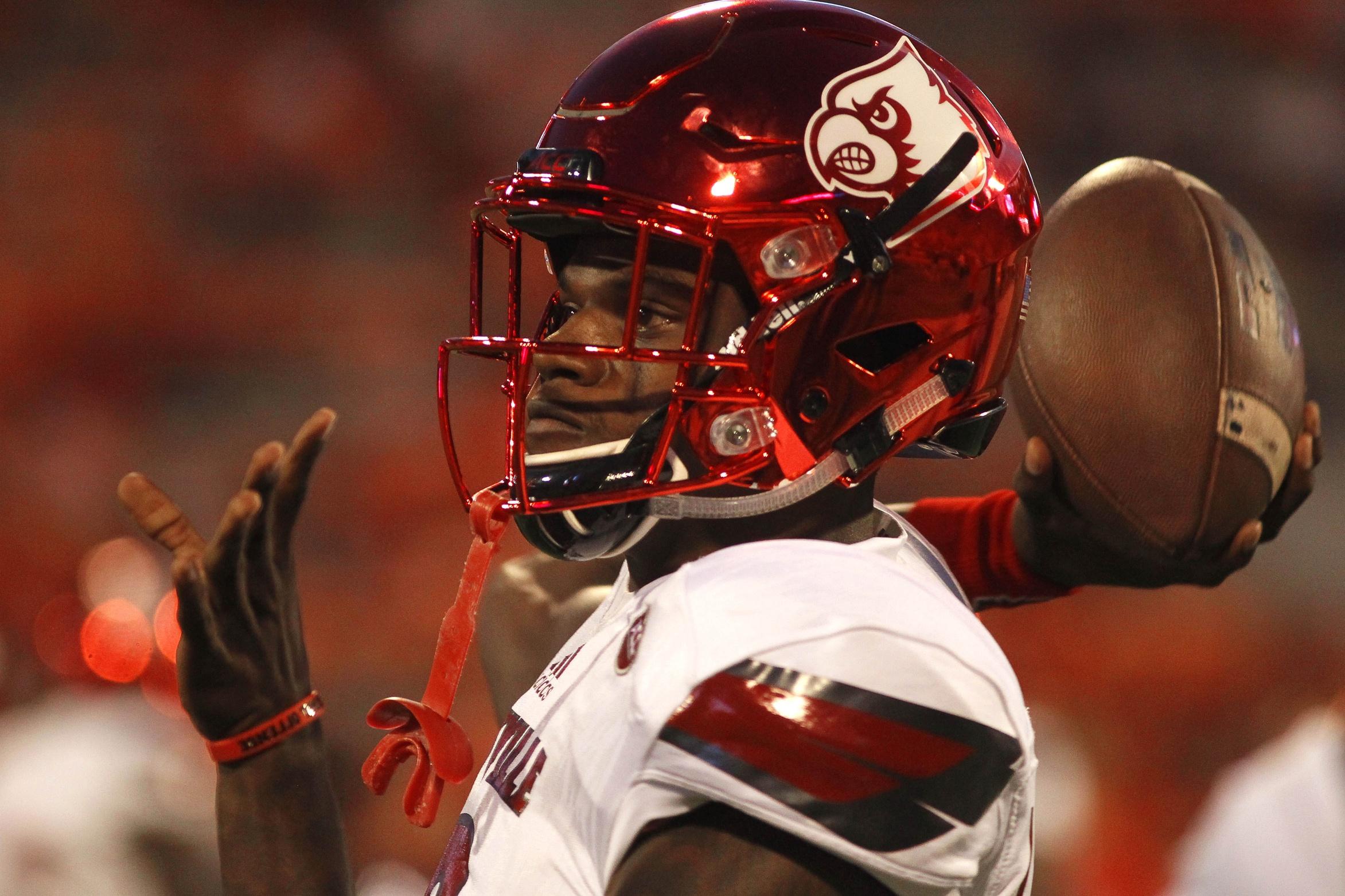 Louisville football, Lamar Jackson