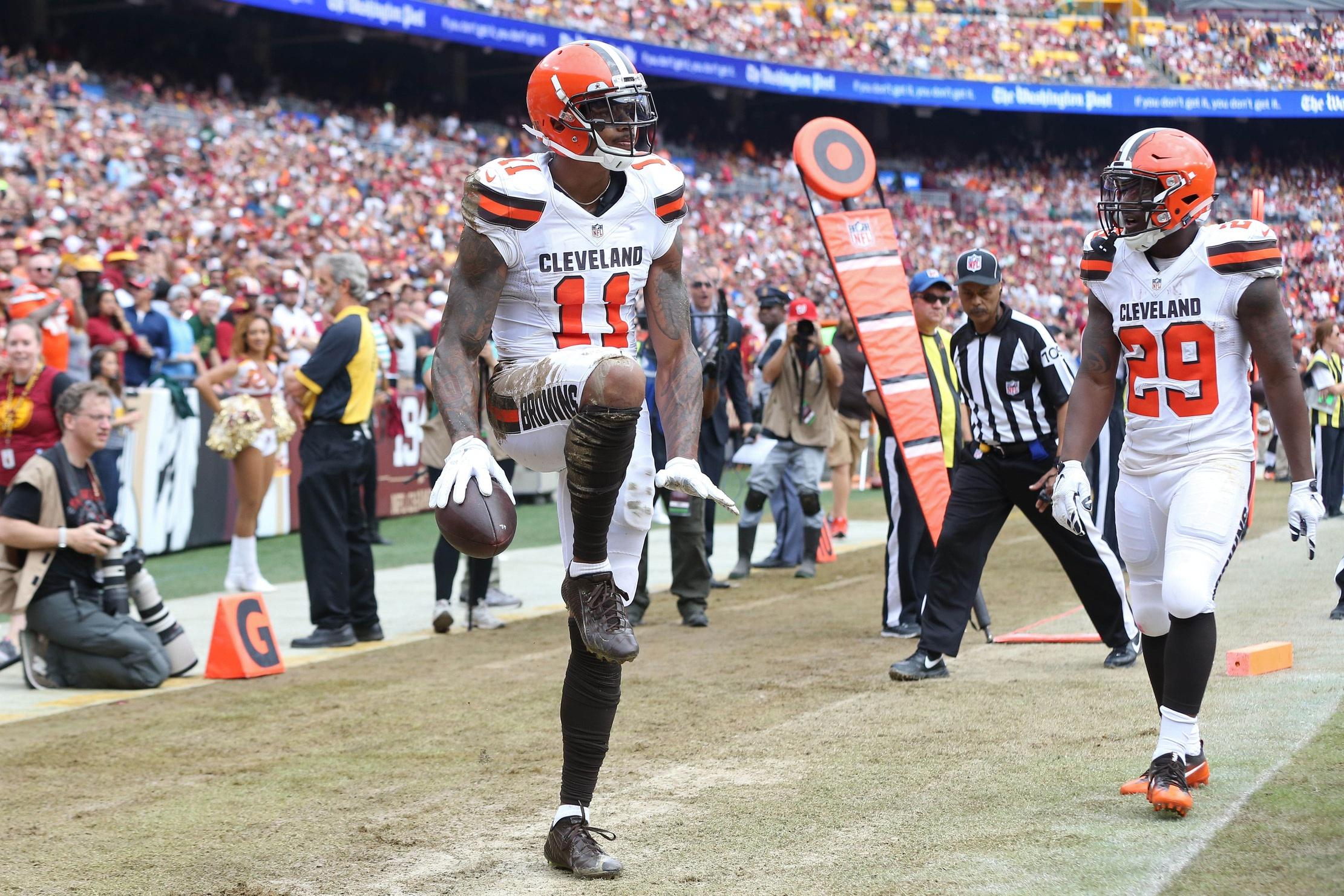 NFL free agents, Terrelle Pryor