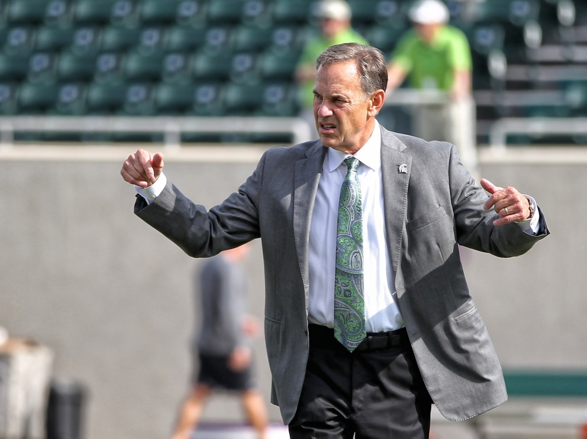 Mark Dantonio, Michigan State Spartans